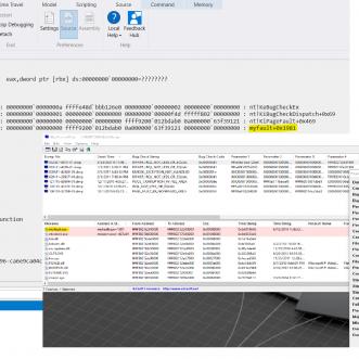 Keine Angst vor BlueScreens – WinDbg Preview und andere Perlen